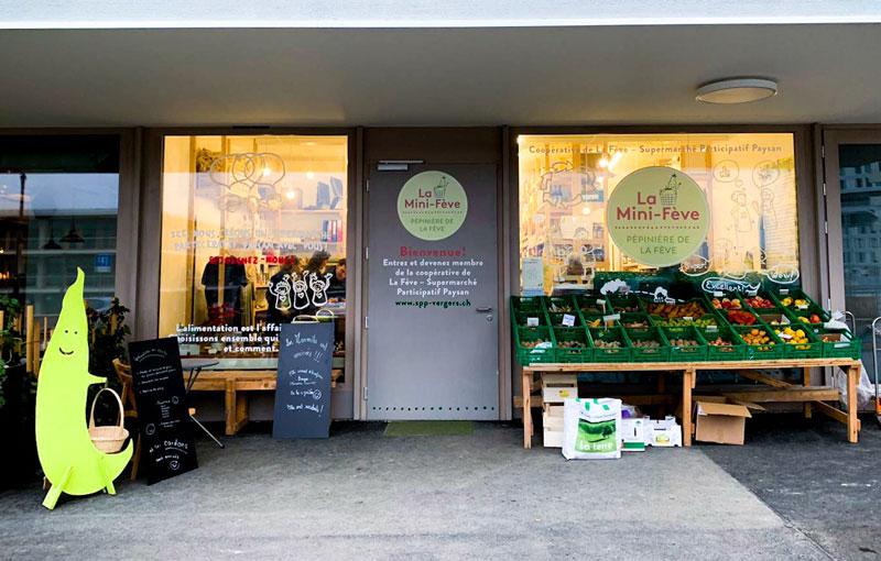 La Mini-Fève – notre magasin