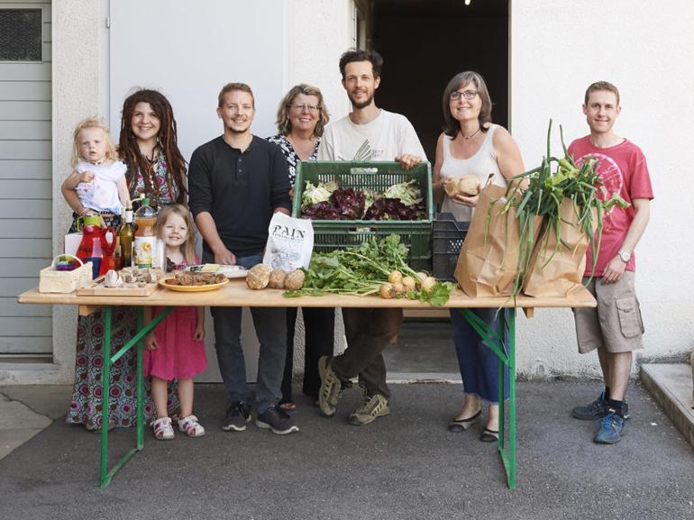 Meyrin fait le pari innovant d'un supermarché participatif et paysan